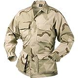 Helikon genuino BDU Camisa Cotton Ripstop 3-Colour Desert