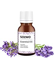 Amazon Brand - Solimo Lavender Essential Oil, 100% Natural, 15 ml