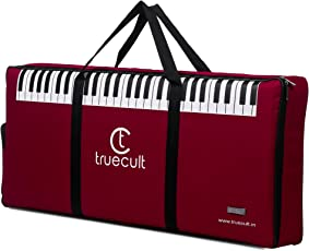 True CultKBR-01 Gig Bag for 61-Key Yamaha or Casio Keyboard