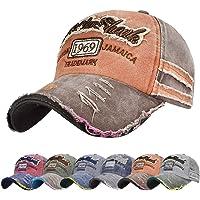 heekpek Berretto da Baseball Cappellino Uomo con Visiera Cappello di Quattro Stagioni Cappello Uomo Vintage Cappello di…