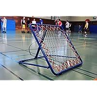 POWERSHOT Rebounder Tchouckball/Fussball EINSEITIG oder DOPPELSEITIG- 100 x 100cm - Fussball Trainingszubehör (Rebounder…