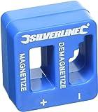 Silverline 245116 Aimanteur/désaimanteur 50 x 50 x 30 mm
