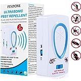 Antimosquitos, Repelente Ultrasónico de Control de Plagas, Repelente Ultrasonidos, Control de Plagas para Interiores para Roe