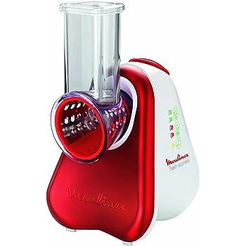 Moulinex DJ750G32, Fresh Express, Tritatutto, colore: Rosso
