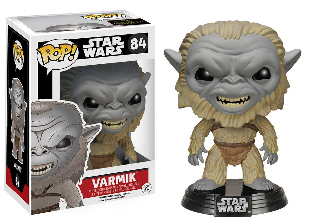 Funko Pop Varmick (Star Wars 84) Funko Pop Star Wars