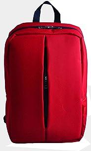 Classone PR, R152 Sırt Çantası 15.6 inç Uyumlu, Kırmızı