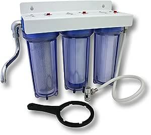 Naturewater NW-PR103 3 Etapes - Filtre 1/2Pouces - 20mm