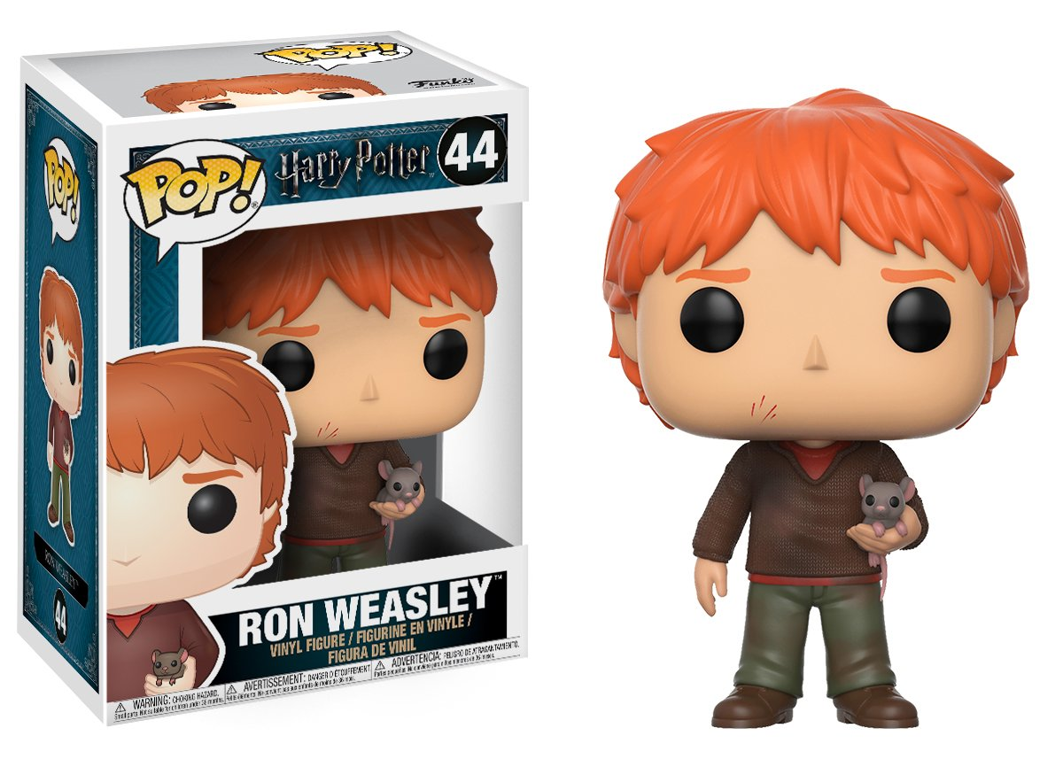 Funko Pop Ron con Sabbers (Harry Potter 44) Funko Pop Harry Potter