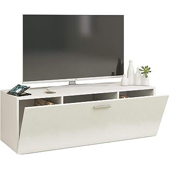 Vcm Tv Wand Board Fernsehtisch Lowboard Wohnwand Regal Wandschrank