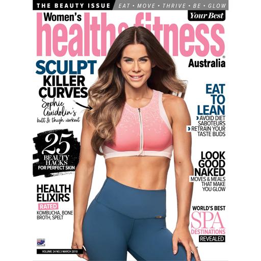 Women's Health & Fitness Magazine (Womans Magazine)