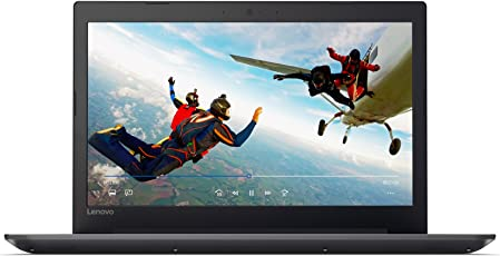 Lenovo IdeaPad 320 39,6 cm (15,6 Zoll Full HD TN Matt) Notebook (Intel Core i5-7200U, 8GB RAM, 256GB SSD, DVD, Nvidia GeForce 920MX 2GB, Windows 10 Home) Schwarz