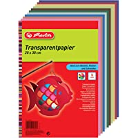 Herlitz 246413 Transparentpapier  20 x 30 cm  10 Blatt  5-er PackSchätzpreis : 7,57 EUR