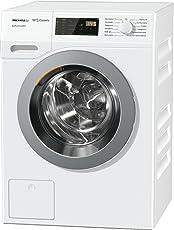 Miele WDD 031 WPS Waschmaschine Frontlader / A+++ / 157 kWh/Jahr / 1400 UpM / 8 kg Schontrommel / Startvorwahl und Restzeitanzeige / Einfache Bedienung per Fingertipp mit DirectSensor