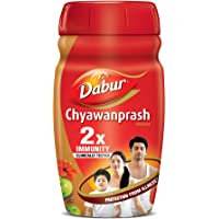 Dabur Chyawanprash: 2X Immunity , helps build Strength and Stamina-1Kg