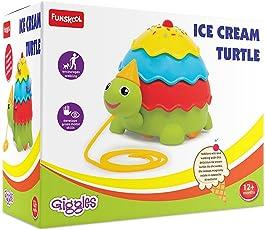 Giggles Ice Cream Turtle