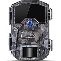 APEMAN Wildkamera 20MP 1080P Infrarot-Nachtsicht Jagdkamera mit 940nm LEDs,…