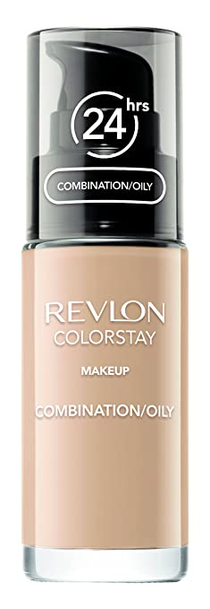 Revlon ColorStay Makeup Foundation for Combination/ Oily Skin - 30 ...