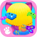 Cute & Tiny Hair Salon - Baby Pets Get Makeovers