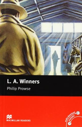 L A Winner Macmillan reader Elementary Level por Philip Prowse