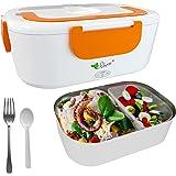 Chauffage électrique de voiture lunch box 12V / 220v 2 in1 Accueil chauffage électrique chauffe-plats chauffe-repas pour la c