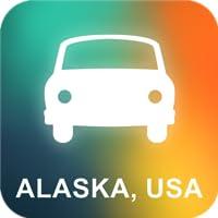 Alaska, USA GPS Navigation
