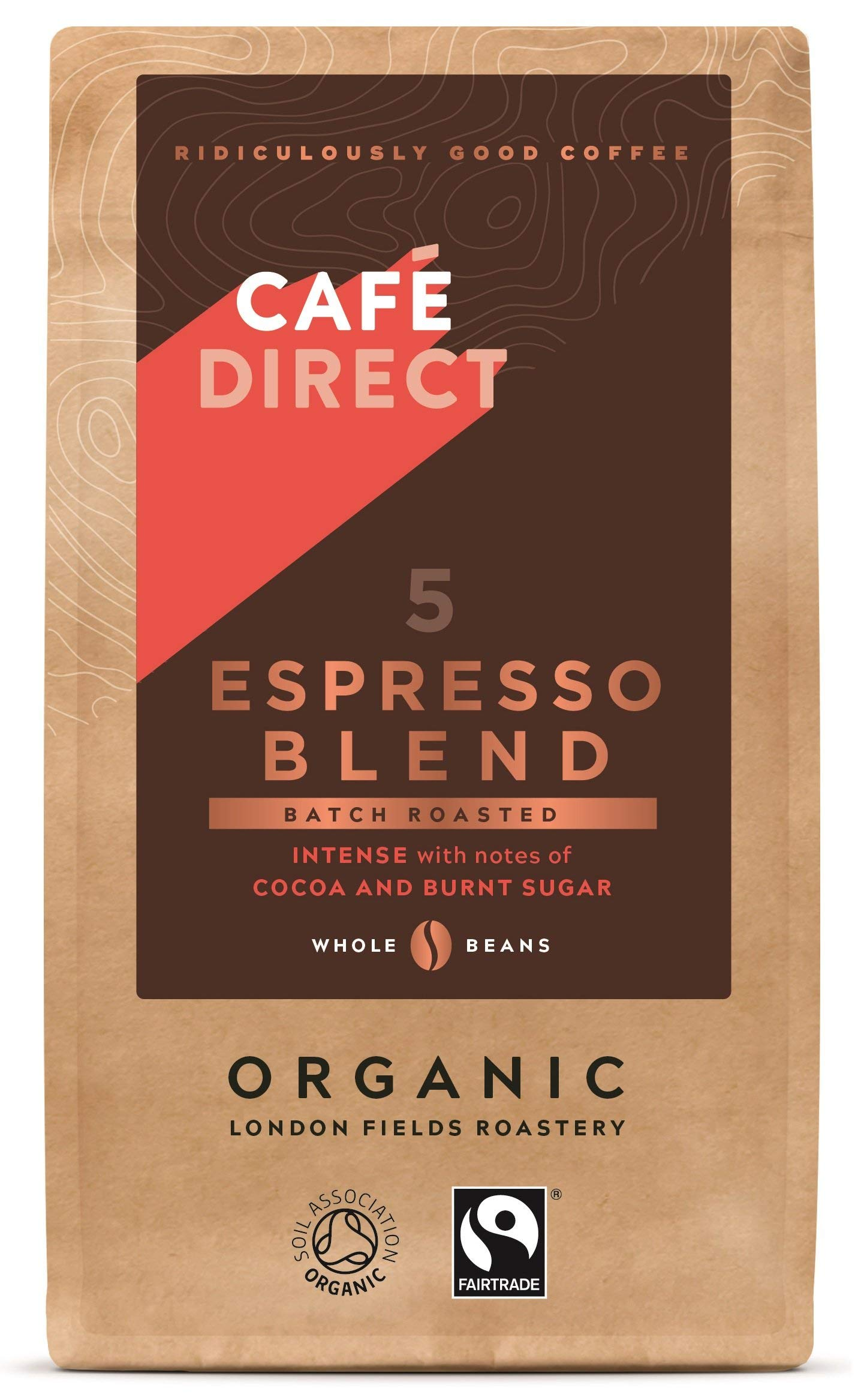 Cafédirect Coffee 227g (Pack of 6)