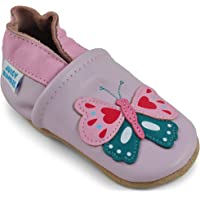 Baby Shoes with Soft Sole - Baby Girl Shoes - Baby Boy Shoes - Leather Toddler Shoes - Baby Walking Shoes