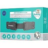 HOMYBABY® Chest Clip sécurité bébé [1pc]   Sangle ceinture de sécurité voiture   Empêche l'enfant de sortir les bras du harna