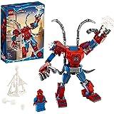 LEGO Super Heroes Marvel Mech Spider-Man, Playset per Bambini dai 6 Anni in su, 76146