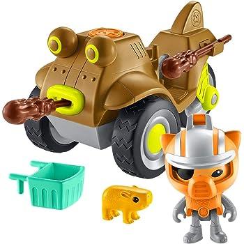 Fisher-Price Octonauts Gup-X /& Dashi Baby Toy Mattel DGK18 Christmas  Ornament - Fisher-Price Octonauts Gup-X /& Dashi Baby Toy Mattel DGK18