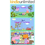 Storybook Collection: Horsey Twinkle Toes, Naughty Tortoise and Mr. Fox's Shop - Great Picture Book For Kids
