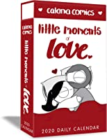 Catana Comics Little Moments of Love 2020 Deluxe Day-to-Day Calendar