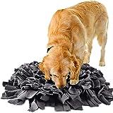IEUUMLER Husdjursträning snusmatta hundmatta långsam matning matta för hundar träning matning foderskicklighet pussel leksake
