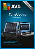 AVG TuneUp Unlimited 2018 [Online Code]