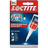 Loctite 1621293 precisie, sterke all-purpose lijm voor hoogwaardige, nauwkeurige reparaties, direct superlijm voor verschille