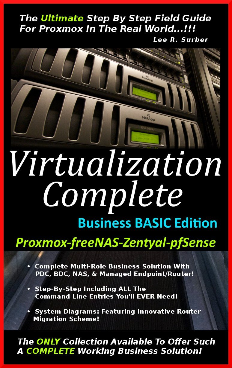 Virtualization Complete: Business Basic Edition (Proxmox