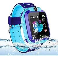 Orologio smartwatch per bambini con funzione telefono per bambini con SIM per 3, 5, 7, 9, 10, 12 anni per ragazzi…