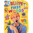 Blippi: First Words (Board Book)