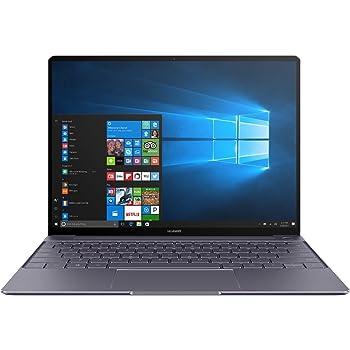 """Huawei Matebook X Laptop, Display da 13"""", Processore i5-7200U, Grigio"""