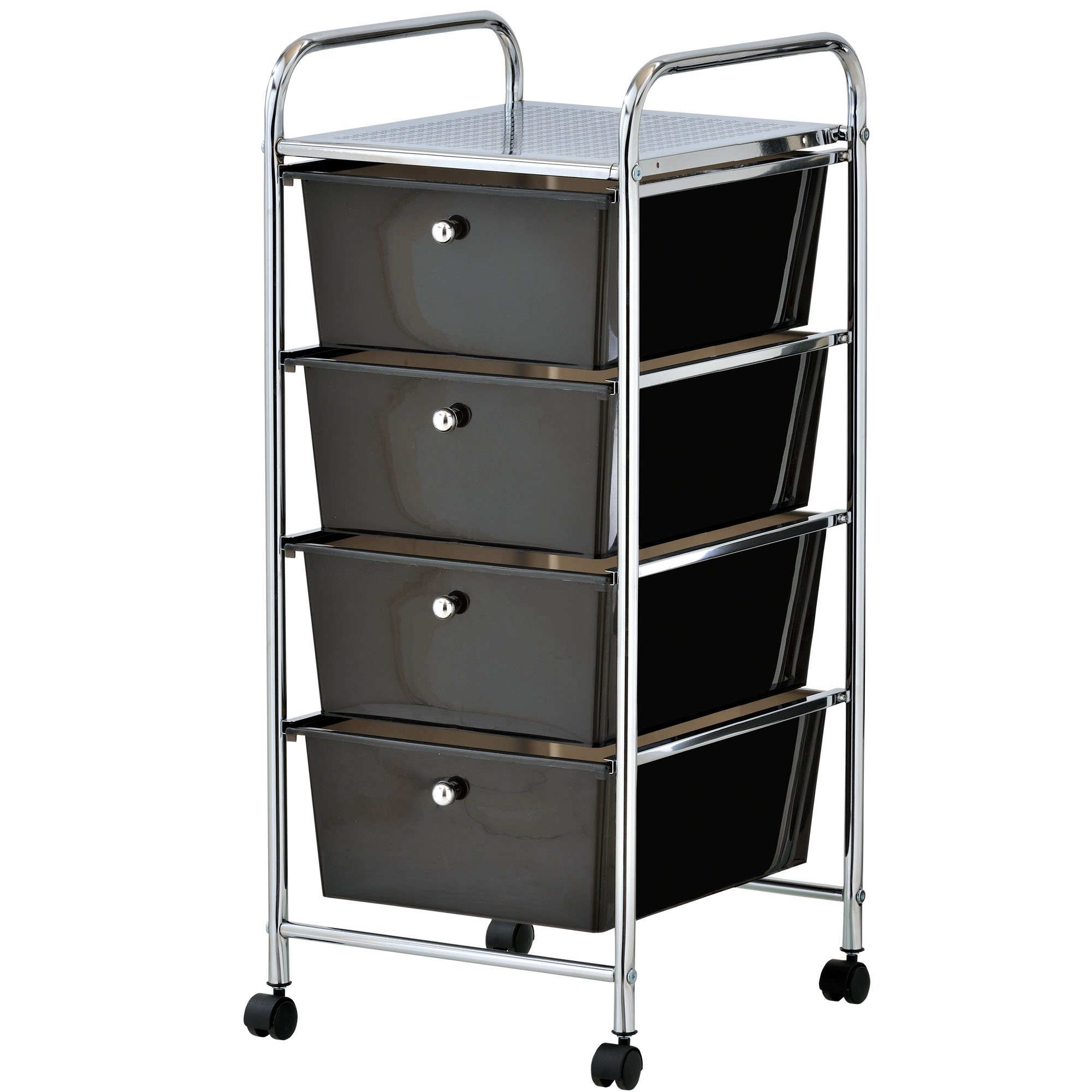 overstock home drawer storage free shipping garden furinno wayar product today drawers cart