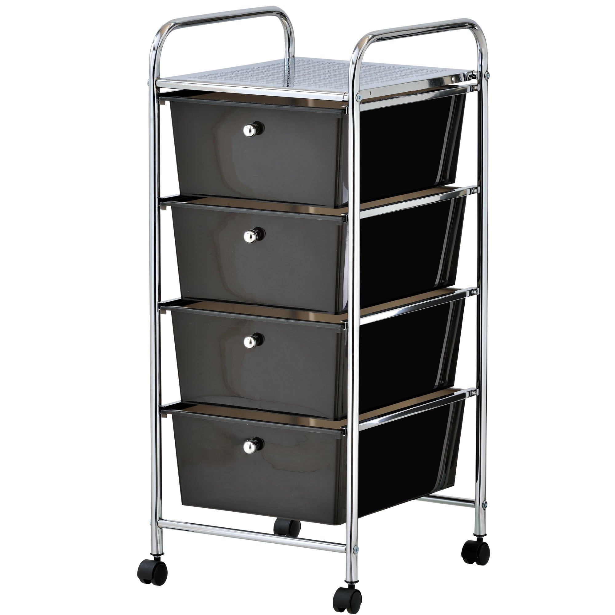 pedestal drawer fine on desk top innovation under with drawers table wheels plastic storage