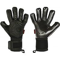 GK Saver Football Goalkeeper Gloves Professional 3D Blackout Goalie Fingersave Gloves
