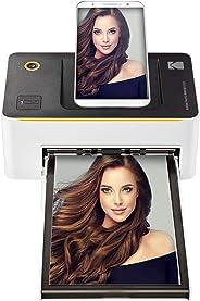 """Kodak Dock e stampante fotografica istantanea portatile 4x6"""" Wi-Fi, stampe a colori di qualità premium - Compatibile con disp"""