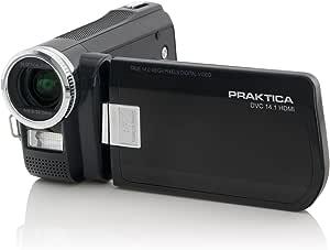 Praktica Dvc 14 1 Hdmi Full Hd 1080p Camcorder 3 Zoll Kamera