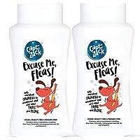 Captain Zack Excuse Me, Fleas! -50 ml Dog Shampoo, Anti- Microbial, Protects Against Ticks & Fleas & Maintains Overall…