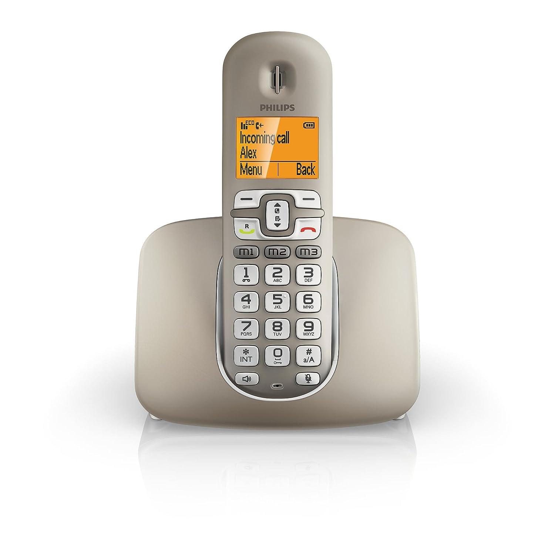 3 t l phone confort xl3002c fr duo 2 2 combin s couleur perle high tech m309. Black Bedroom Furniture Sets. Home Design Ideas