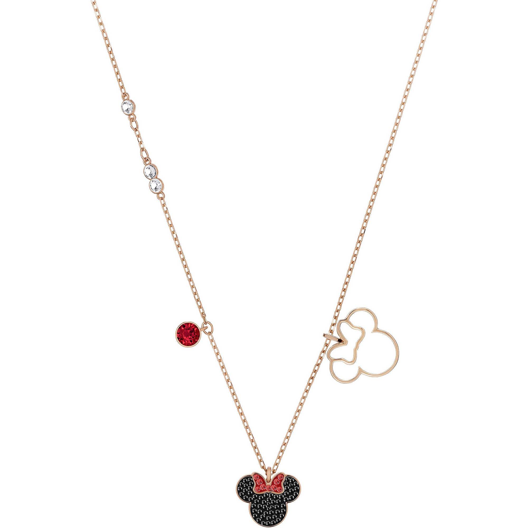 Swarovski Women Gold Plated Pendant Necklace – 5429090