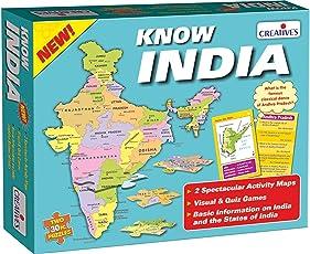Creative Educational Aids P. Ltd. Know India