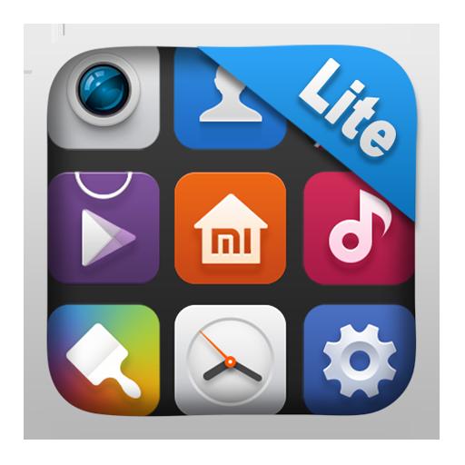 Miui Icon Pack Lite Atom-design