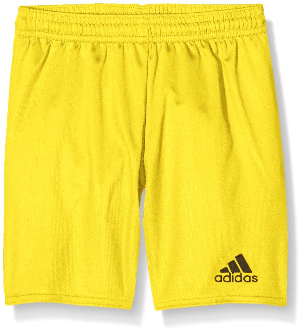 Adidas Parma 16 Sho Wb Short per Uomo, Giallo/Nero (Amaril/Nero), IT : 13-14 anni ( Taglia produtto